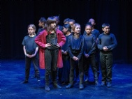 Hazel Class at The Shakespeare Schools' Festival