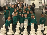 Chess Club Success at Olympia